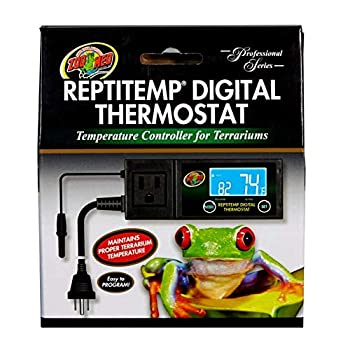 zoomed thermostat