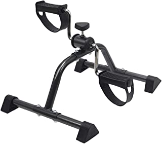 Flyme Mini Fitness Lower Limb Sports Bike Fitness Equipment Treadmill Black
