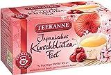 TEEKANNE Weißer Tee Japanisches Kirschblüten-Fest, Beutel kuvertiert, 20 x 1,5 g, Sie erhalten 1 Packung mit 20 Beutel