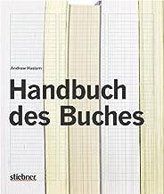 Handbuch des Buches: Konzeption, Design, Herstellung