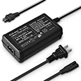 Koicaxy AC-L200 AC Power Adapter Charger, Sony Handycam Charger for Sony HDR-CX405 DCR-SX40, DCR-SX41, DCR-SX45, DCR-SX60, DCR-SX63, DCR-DVD105, DVD108, DVD308, DVD610, DSC-HX100V, FDR-AX100 AX40 AX33