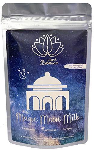 Magic Moon Milk 70g | wohltuender lila Schlummertrunk | mit Ashwagandha | komplett natürlich
