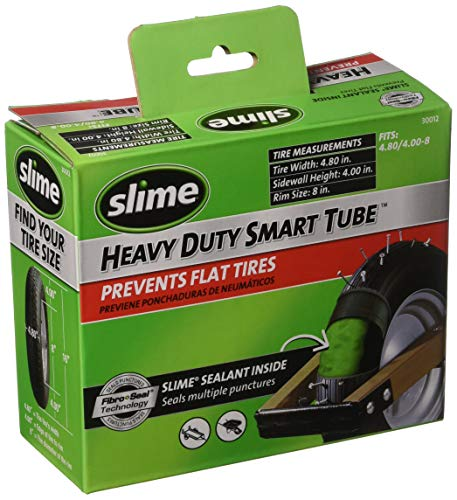 Slime 30012 Smart Tube Wheelbarrow Tube, 8