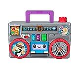 Fisher-Price, Mattel, Rádio Portátil Dance Aprenda, HBB57