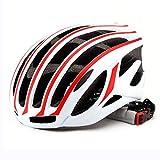 SHGK Casques de vélo Casques de Montagne pneumatiques Casques d'équitation de Sport pour Hommes et Femmes légers Respirants et Portables 54-62 CM