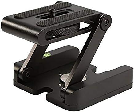 Z Flex Tilt Tripod Head Yosoo Aluminum Alloy Folding Z Flex Tilt Head Camera Bracket Tripod