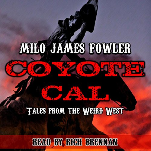 Coyote Cal audiobook cover art