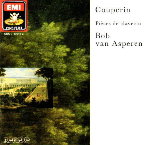 Couperin:Harpsichord Suites