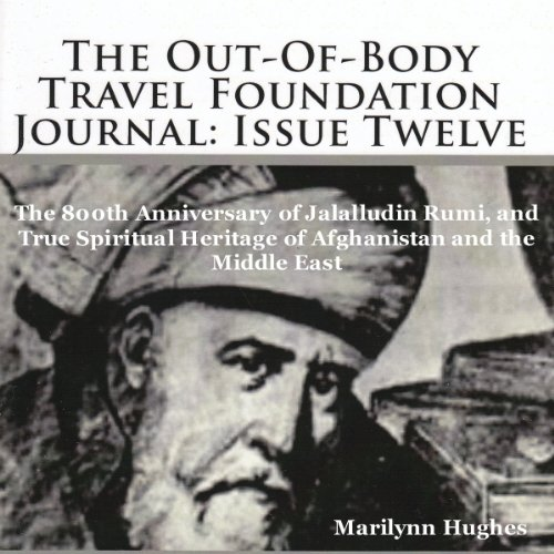The Out-of-Body Travel Foundation Journal: Issue Twelve cover art