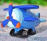 CQG Hucha de Superman con diseño de avión