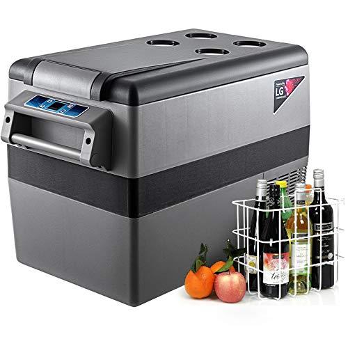 VBENLEM 45L Portable Refrigerator 48 Quart Compact...