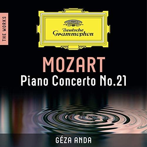 Géza Anda & Wolfgang Amadeus Mozart