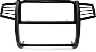 TAC Grill Guard Compatible with 2005-2015 Nissan Xterra (Will Interfere w/sensors if Equipped) Pickup Truck Black Front Bumper Brush Nudge Push Bull Bar