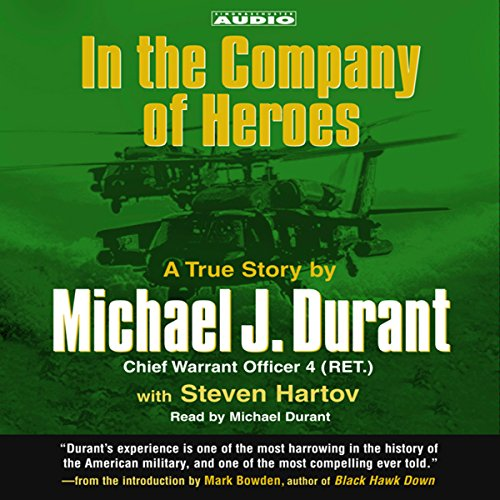 In the Company of Heroes audiobook cover art
