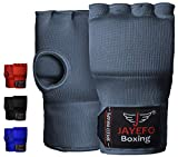 Best Hand Wraps - Jayefo Boxing MMA Speed Wraps (Gray, S/M) Review