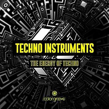 Techno Instruments (The Energy Of Techno)