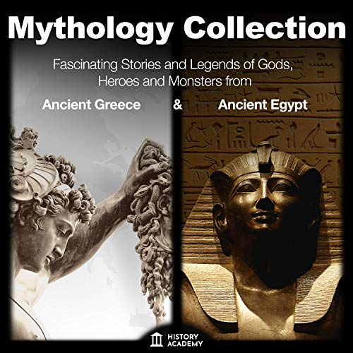 Mythology Collection: Greek Mythology and Egyptian Mythology cover art
