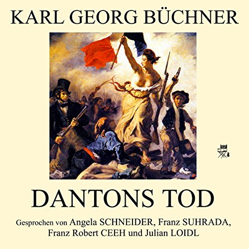Dantons Tod audiobook cover art