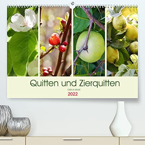 Quitten und Zierquitten (Premium,...