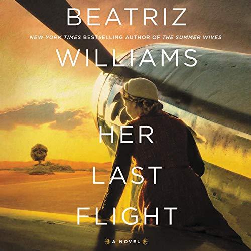 Page de couverture de Her Last Flight