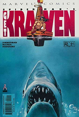 Spider-Man: Get Kraven #2 Max 67% OFF Max 54% OFF FN Marvel ; book comic