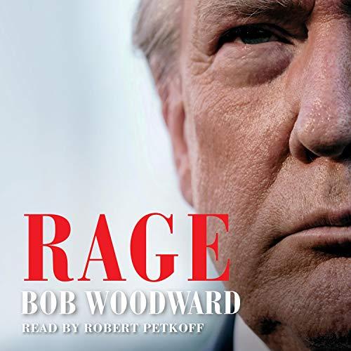 Page de couverture de Rage