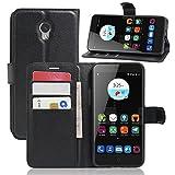 ECENCE Handy-Schutzhülle - Handytasche für ZTE Blade V7 Lite (5