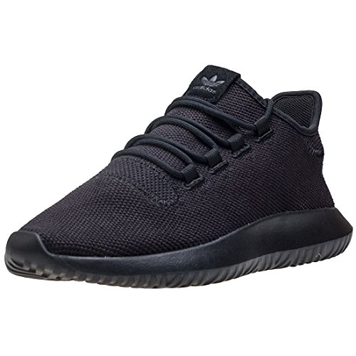 adidas Tubular Shadow, Zapatillas de Deporte Hombre, Negro (Core Black/footwear White/core Black), 43 1/3 EU