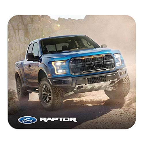 Ford F-150 Raptor Graphic PC Mouse Pad - Custom Designed for Gaming and Office (Canyon)