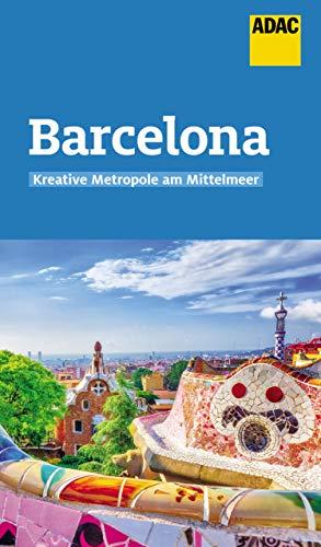 ADAC Reiseführer Barcelona: Der Kompakte mit den ADAC Top Tipps und cleveren Klappenkarten (German Edition)