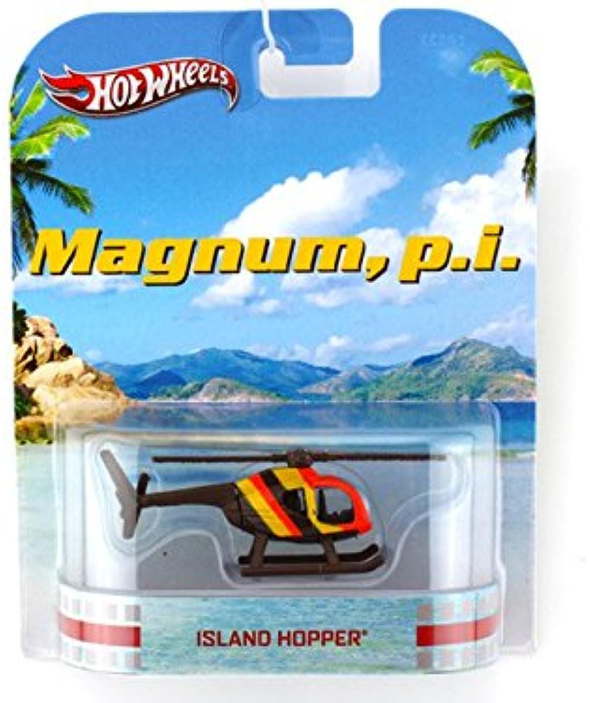 Magnum p.i. Island Hopper 1 64  Hot Wheels Diecast Models