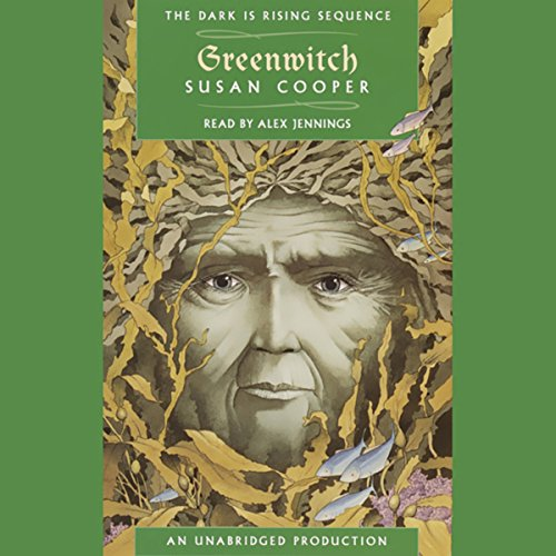 Greenwitch audiobook cover art