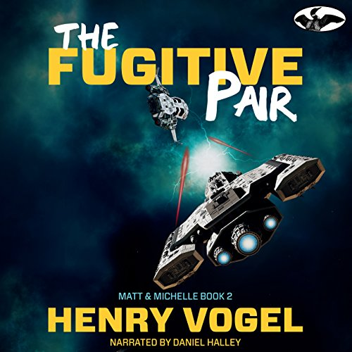 The Fugitive Pair audiobook cover art