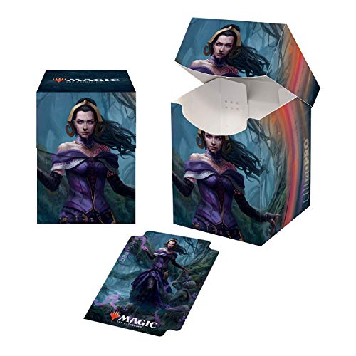 M21 Liliana, Waker of The Dead PRO 100+ - Caja de cubierta para Magic: The Gathering