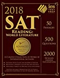 2018 SAT Reading: World Literature Practice Book (Advanced Practice)