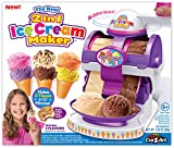 Cra-Z-Art The Real Ice Cream Maker with  Built in Sprinkler Dispenser and Lite Up Cone