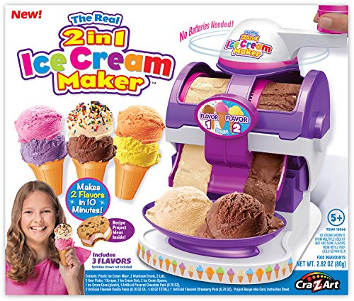 Cra-Z-Art The Real Ice Cream Maker with...