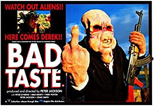 Best bad taste poster Reviews