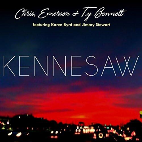 Chris Emerson & Ty Bennett feat. Karen Byrd & Jimmy Stewart