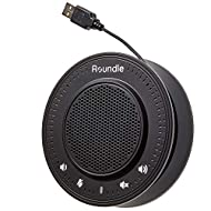 Host meetings in moments, with a plug and play USB connection for PC and Mac. The simple interface is easy to use, with only 4 buttons: Volume Up, Volume Down, Mic Mute, Speaker Mute. Communicate clearly, perfect for team briefings and pitches to cli...