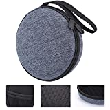 Portable Durable CD Player Case Hard Bag Carrying Travel Storage Case Compatible for CD Player...