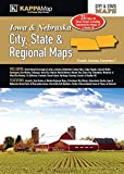 Iowa & Nebraska City, State & Regional Maps