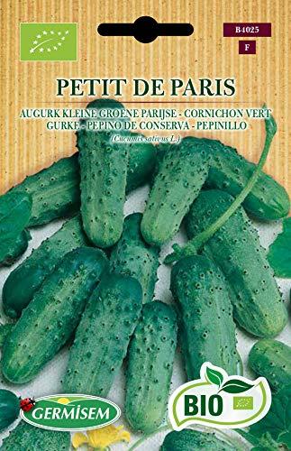 Germisem Orgánica Petit de Paris Semillas de Pepino 2 g