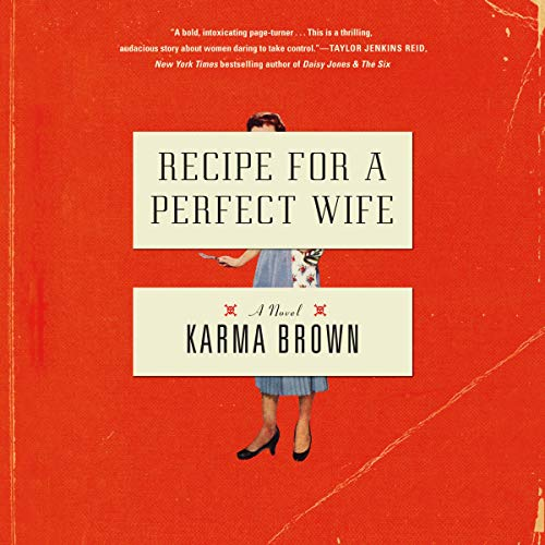Recipe for a Perfect Wife audiobook cover art