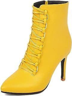 JOJONUNU Women Fashion Short Boots