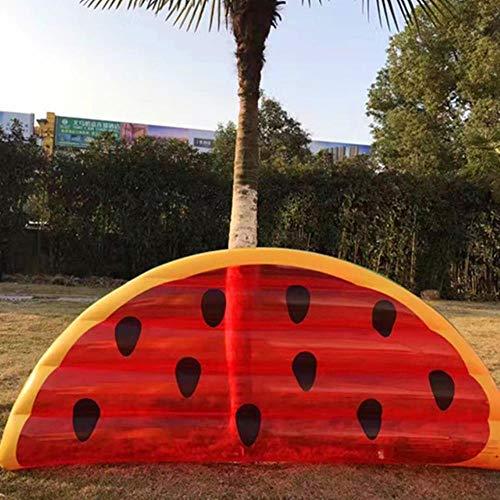 Monster Giant Watermeloen Opblaasbare Matras Zwembad Zwemmen Ring Drijvend Bed Zwembad Party Speelgoed Opblaasbare Cirkel