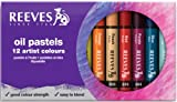 12 Reeves Künstler Öl Pastellkreide -