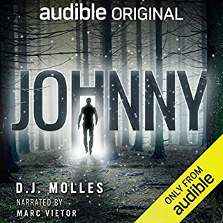 Johnny audiobook cover art