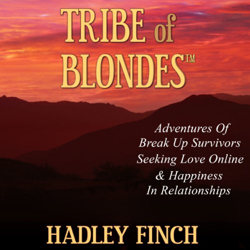 Tribe of Blondes audiobook cover art