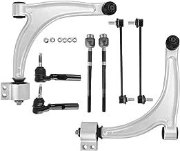 Front Lower Control Arm Kit for 2004-2009 Chevrolet Malibu, 2005-2010 Pontiac G6, 2007-2009 Saturn Aura -8 Pieces